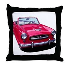 Metropolitan Throw Pillow