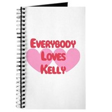 Everybody Loves Kelly Journal