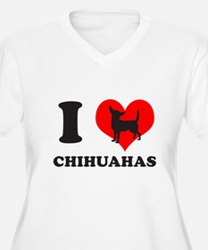 I love chihuahuas T-Shirt