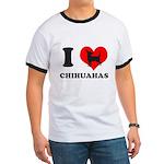 I love chihuahuas Ringer T