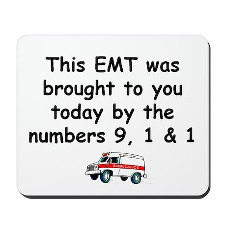 This EMT... Mousepad