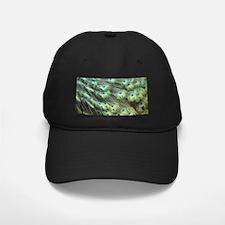 Helaine's Peacock Feathers Baseball Hat