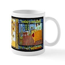 Vincent Van Gogh Art - Small Mug