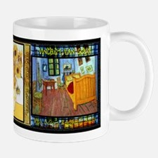 Vincent Van Gogh Art - Small Mugs
