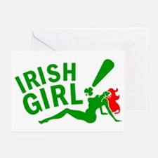 Irish Redhead! Greeting Cards (Pk of 10)