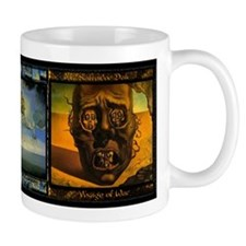 Salvador Dali Art - Small Mug