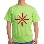 Atenveldt Minister of the List Green T-Shirt