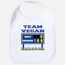 Team Vegan Bib