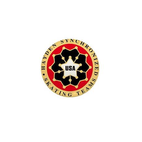 Hayden Mini Button (100 pack)