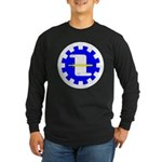 Caid Minister of the Lists Long Sleeve Dark T-Shir