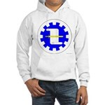 Caid Minister of the Lists Hooded Sweatshirt