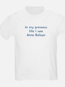 PL Anne Boleyn T-Shirt