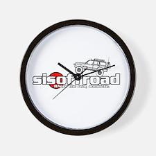 SiSOffRoad 2 Wall Clock