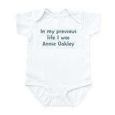 PL Annie Oakley Onesie