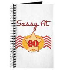 Sassy at 90 Years Journal