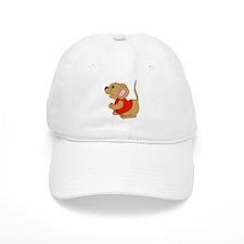 Brown Baby Mouse Baseball Cap