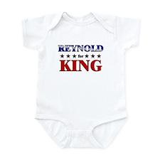 REYNOLD for king Infant Bodysuit