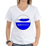 East Kingdom Minister of the Lists Women's V-Neck