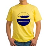 East Kingdom Minister of the Lists Yellow T-Shirt