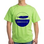 East Kingdom Minister of the Lists Green T-Shirt