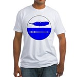 East Kingdom Minister of the Lists Fitted T-Shirt