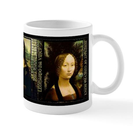 Leonardo da Vinci Art - Mug
