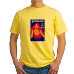 Sexx O'Hallihan Yellow T-Shirt