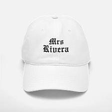 Mrs Rivera Baseball Baseball Cap