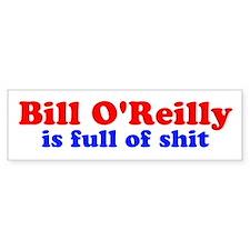 Bill O'Reilly... Bumper Bumper Sticker