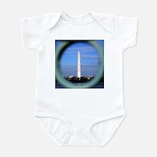 Washington Monument Infant Bodysuit