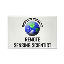 World's Coolest REMOTE SENSING SCIENTIST Rectangle