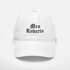 Mrs Roberts Baseball Baseball Cap