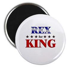 REX for king Magnet