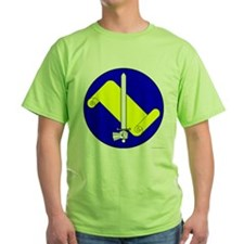 West Kingdom Minister of the Lists Green T-Shirt