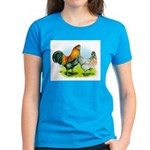 Ameraucana Chickens Women's Dark T-Shirt