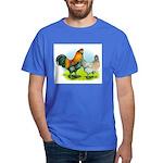 Ameraucana Chickens Dark T-Shirt