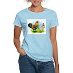 Ameraucana Chickens Women's Light T-Shirt