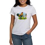 Ameraucana Chickens Women's T-Shirt