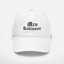 Mrs Robinson Baseball Baseball Cap