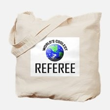World's Coolest REFEREE Tote Bag