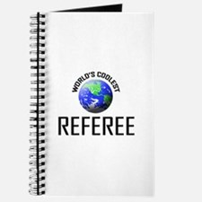 World's Coolest REFEREE Journal