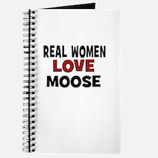 Real Women Love Moose Journal