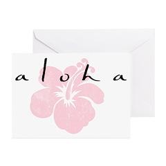 AloooHA Greeting Cards (Pk of 10)