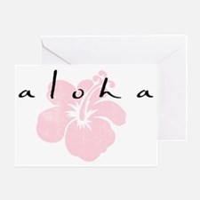 AloooHA Greeting Card