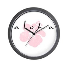 AloooHA Wall Clock