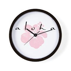 AloooHA Wall Clock