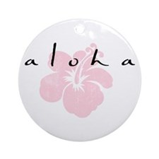 AloooHA Ornament (Round)