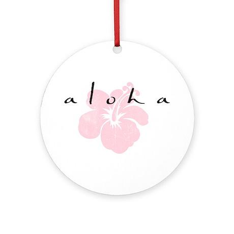 AloooHA Ornament (Round)