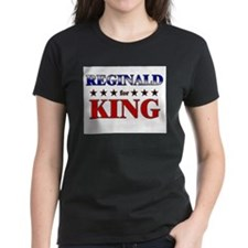 REGINALD for king Tee