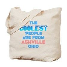 Coolest: Ashville, OH Tote Bag
